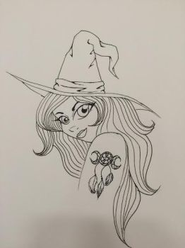 Little Witch by xXxLunaAstralxXx