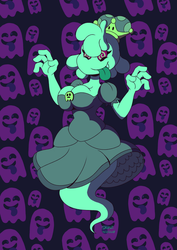 Boo Princess comm by megadrivesonic