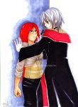 COMMISSION: Kisai and Sora by alexis-the-angel