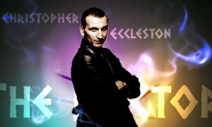 Christopher Eccleston by reignoffire86