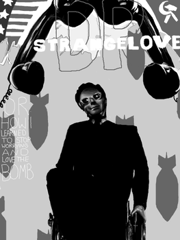 Dr. Strangelove by TheSocietyPage