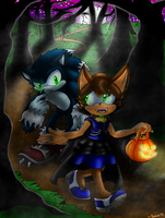 .::Happy Belated Halloween::. by Sonar15