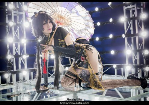 LUO TIANYI Cosplay 03 by eefai