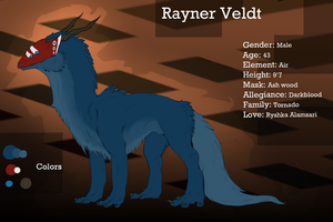 Rayner Veldt Reference (Old) by Toadfoal