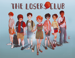 The Losers Club by Megnarr