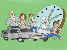 Great Scott! (88 miles per hour) by SeltzerWaterfalls