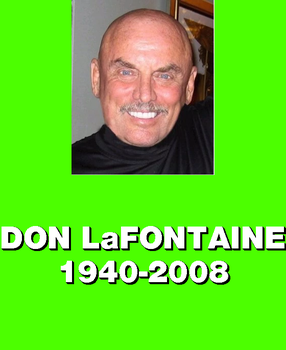 Don LaFontaine by mrentertainment