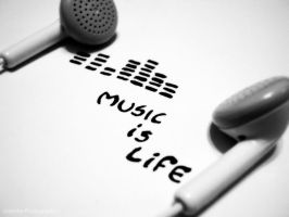 music = life by IolanthePhoto