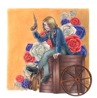 Gavroche by Lord-Giovanni