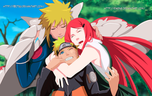 the family!! Naruto by eikens
