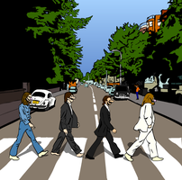 Abbey Road by DairyKing