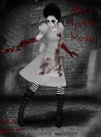 Alice Hysteria Mode by xxxMind-Freakxxx