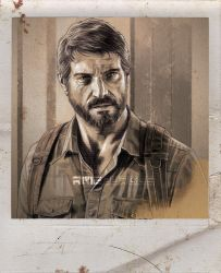 The Last of Us - JOEL by RUIZBURGOS