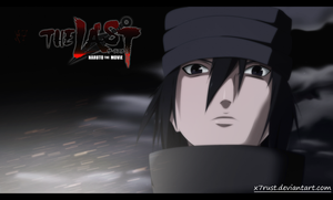 Naruto The Last Movie - Sasuke by X7Rust