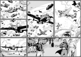 Warbirds of Mars Page 10 by DocRedfield