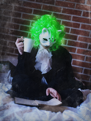 [YT Cosplay] Please make a place for me by Laneusz