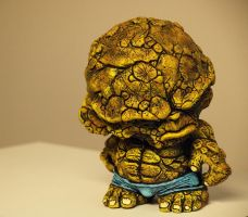 The Thing 8' Custom Munny 2 by VILORIA-ARTS