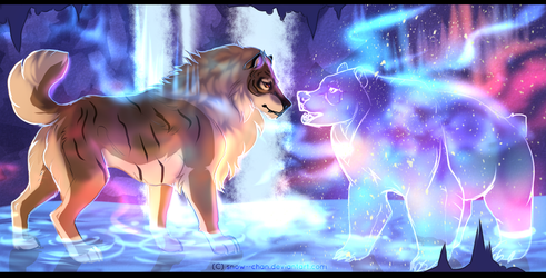 Rite of Dominance - We are the same by Snow--Chan