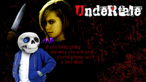 Undertale - Child of Genocide by Hyde209