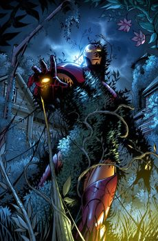 IronMan. Plant Trap. by MarteGracia