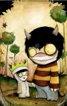 Where The Wild Things Are by UMINGA