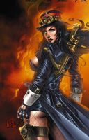 Helsing 4 cover by Wesflo