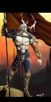 The Omen of Kain by Fire-Dragana
