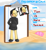 (PC App): Yan the Yamask by TankySina