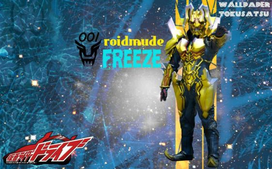 roidmude freeze by haule0123
