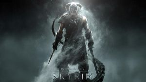 Skyrim Wallpaper FullHD 1 by Panico747