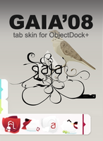 GAIA'08 Tabs for OD+ by draftwave