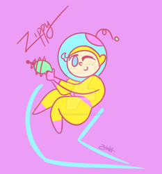 Zippy! by BonnieMuffins