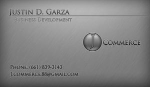 My new Business cards by Necro949445