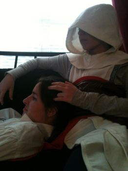 Altair.... AND EZIO lolwut. by anime4me00