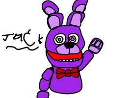 Bonnie Puppet by themangle22