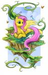 Fluttershy Print by Hobbes-Maxwell