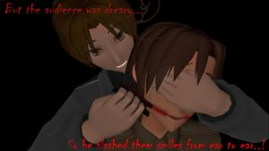 MMD: Smiles by Free-Beloved-Army