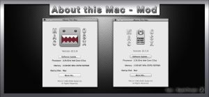 About this Mac Mod by IanWoods