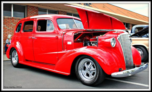 37 Chevy 4dr. Sedan by StallionDesigns