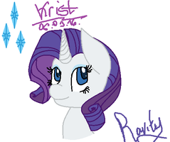 Rarity by Kristalina-Shining