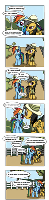 [DD] Daring Do and the Sonic Rainboom (10) by Rambopvp