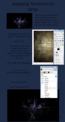 Texture Tutorial for GIMP by Skullb3at