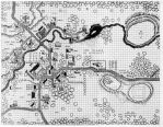 Village of Hommlet Map by DrOfDemonology