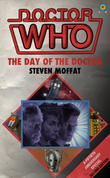 New Series Target Covers: Day of the Doctor (2) by ChristaMactire