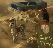 Road by Pony-Way