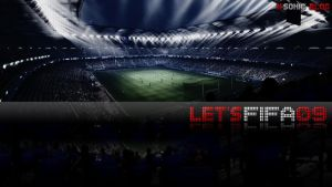 Let's Fifa 09 Wallpaper by NettoSonic