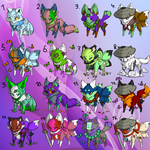 16 fox adopts ::4/16 ADOPTED, CLOSED:: by IToastedAToaster