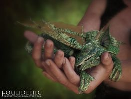 Foundling by deathbycanon