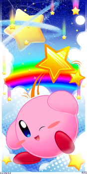 .:Kirby's Pop Star Corn:. by Bowser2Queen