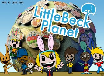LittleBeck Planet by Peskyplumber64